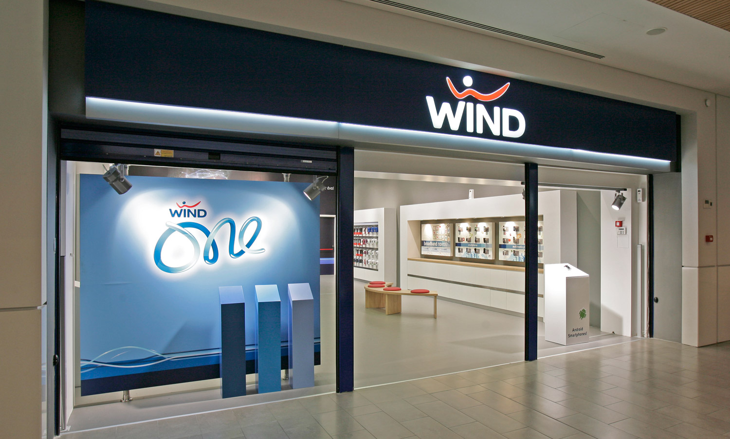 wind one